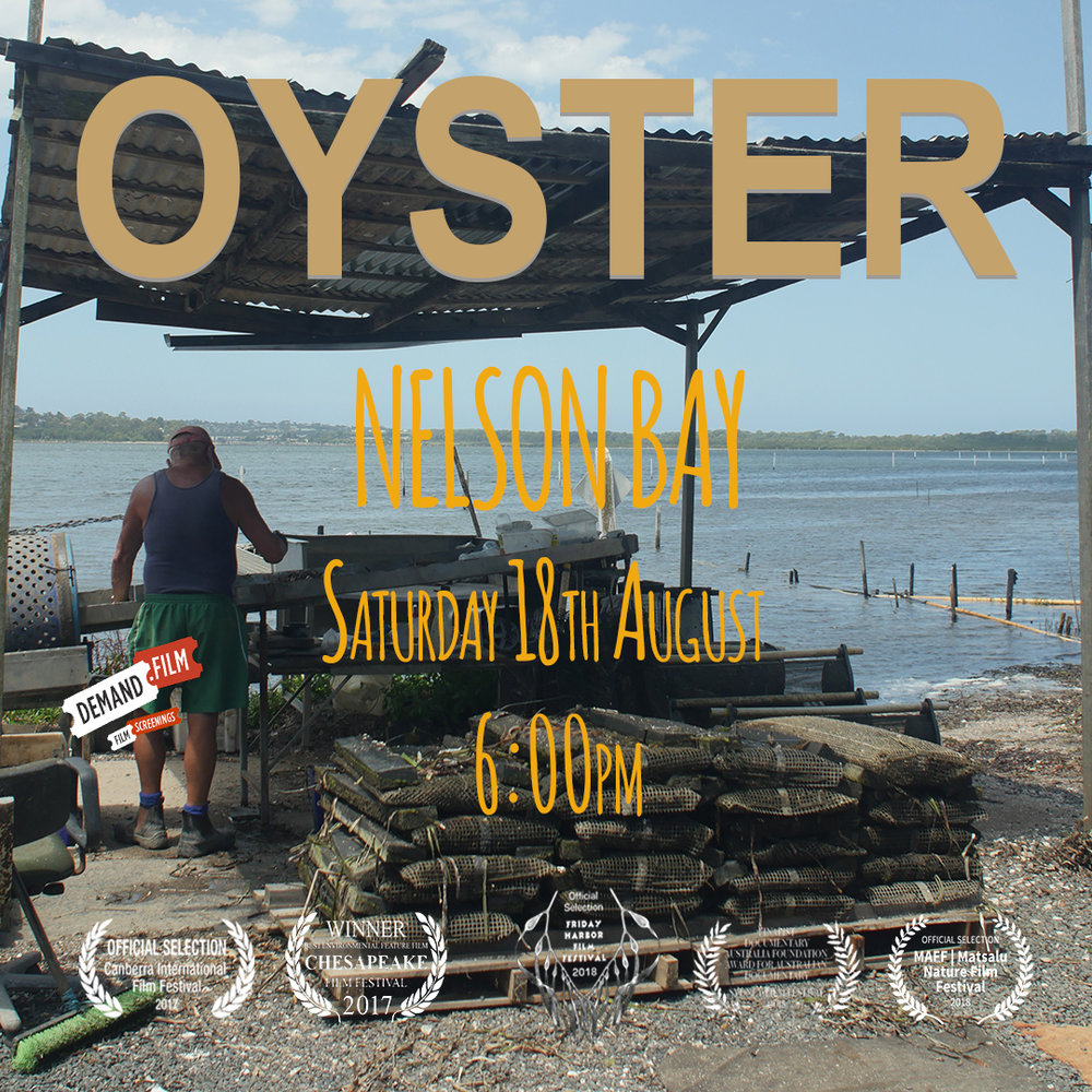 Nelson Bay @ The Nelson Bay Cinemas - Saturday, 18 August at 6:00pmThe Nelson Bay CinemasCinema Mall, Stockton St, Nelson Bay, NSWTickets available through the Port Stephens Information Centre in Nelson Bay or below.