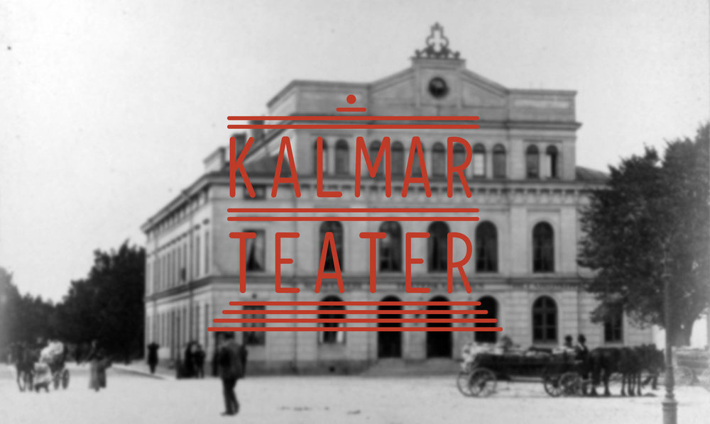 Visual identity for Kalmar Theatre and its restaurant Teaterkällaren (The Theatre Cellar) -