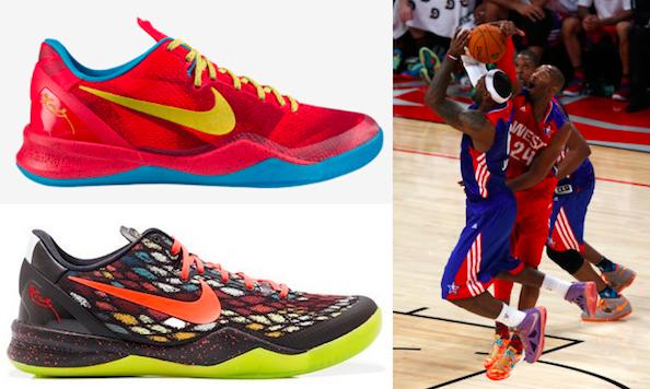 Nike Zoom Kobe VII - 2012-13