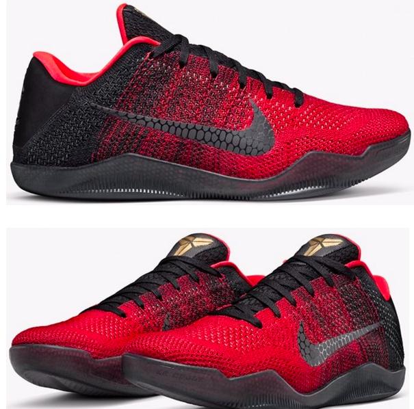 Nike Kobe 11 - 2015-16
