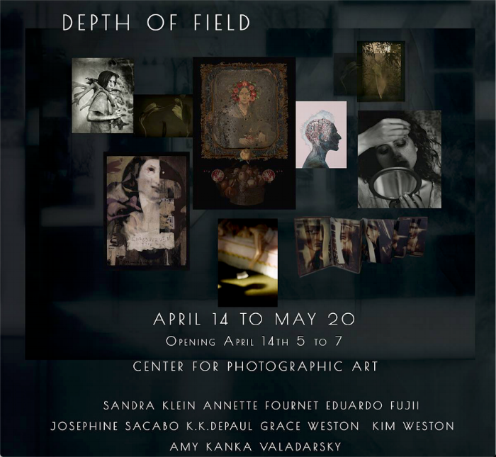 Depth of Field,   2018 Biennial Exhibition , Center for Photography, Carmel, USA, 2018