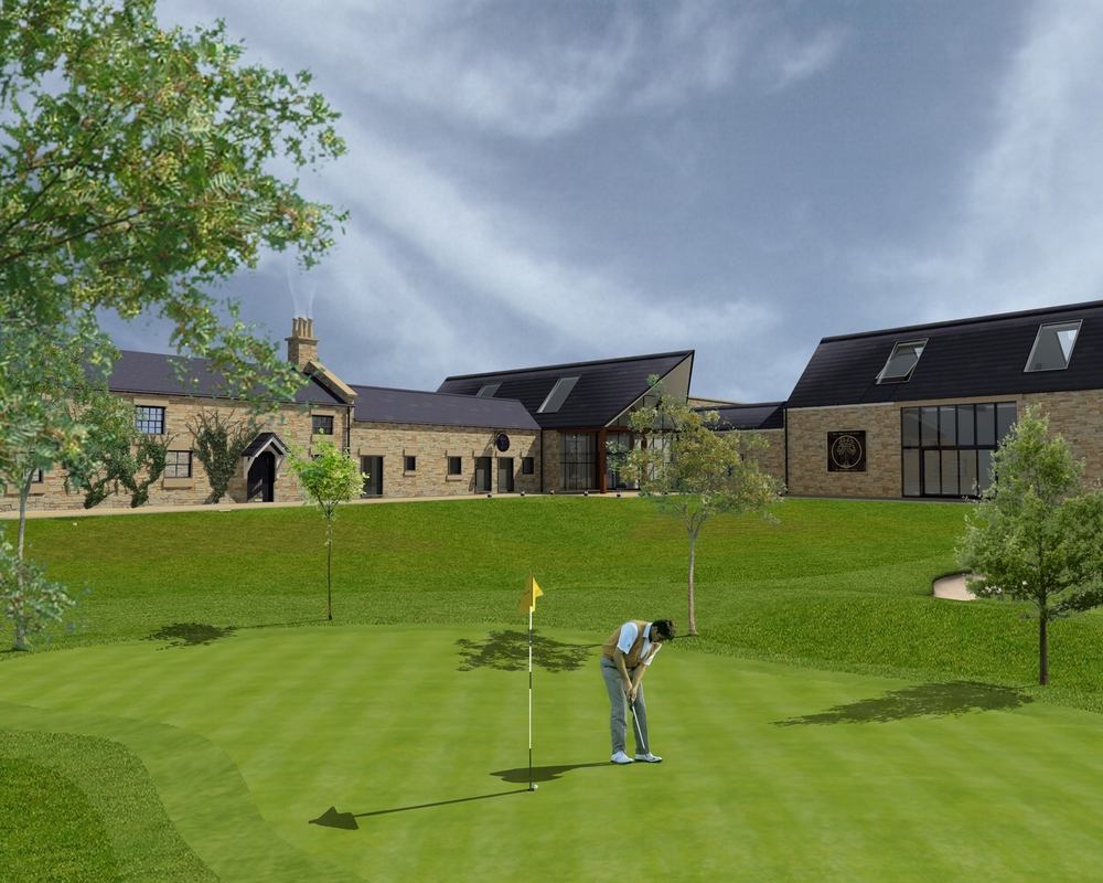 Durham Dales Zero Carbon Hotel, Golf and Spa Resort
