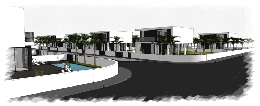Daya Nueva Residential Development
