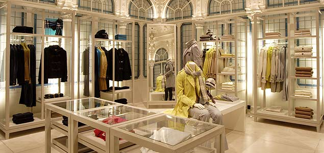 Burberry Flagship Store, Madrid