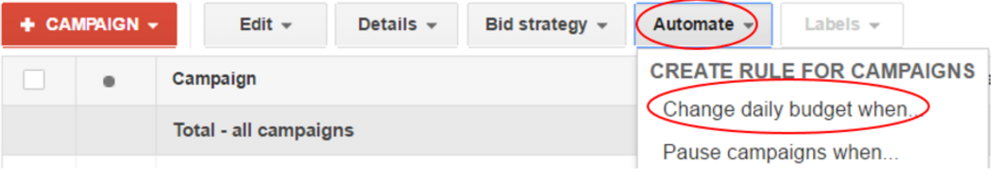 automating bidding