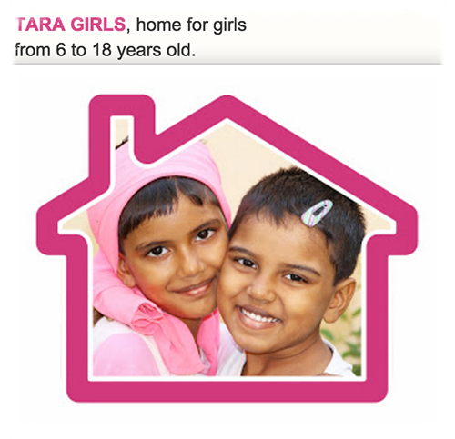 Support for 1 year to tara girl