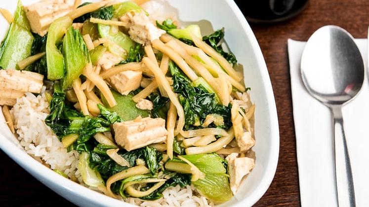 Pad King Tofu