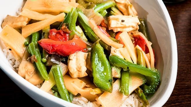 Gaeng Pha Tofu