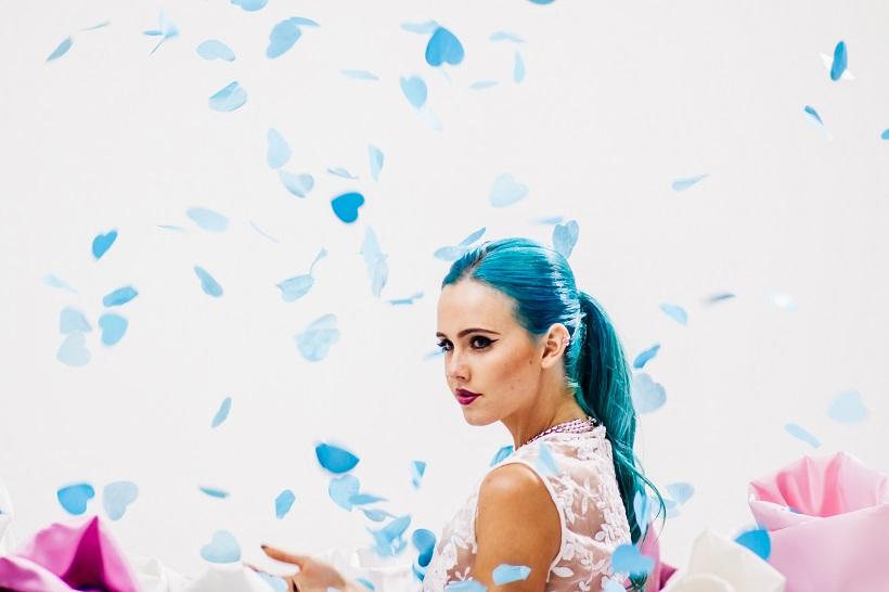 Blaso Pyrotechnics Custom Confetti Tigerlilly Blue Hearts.jpg