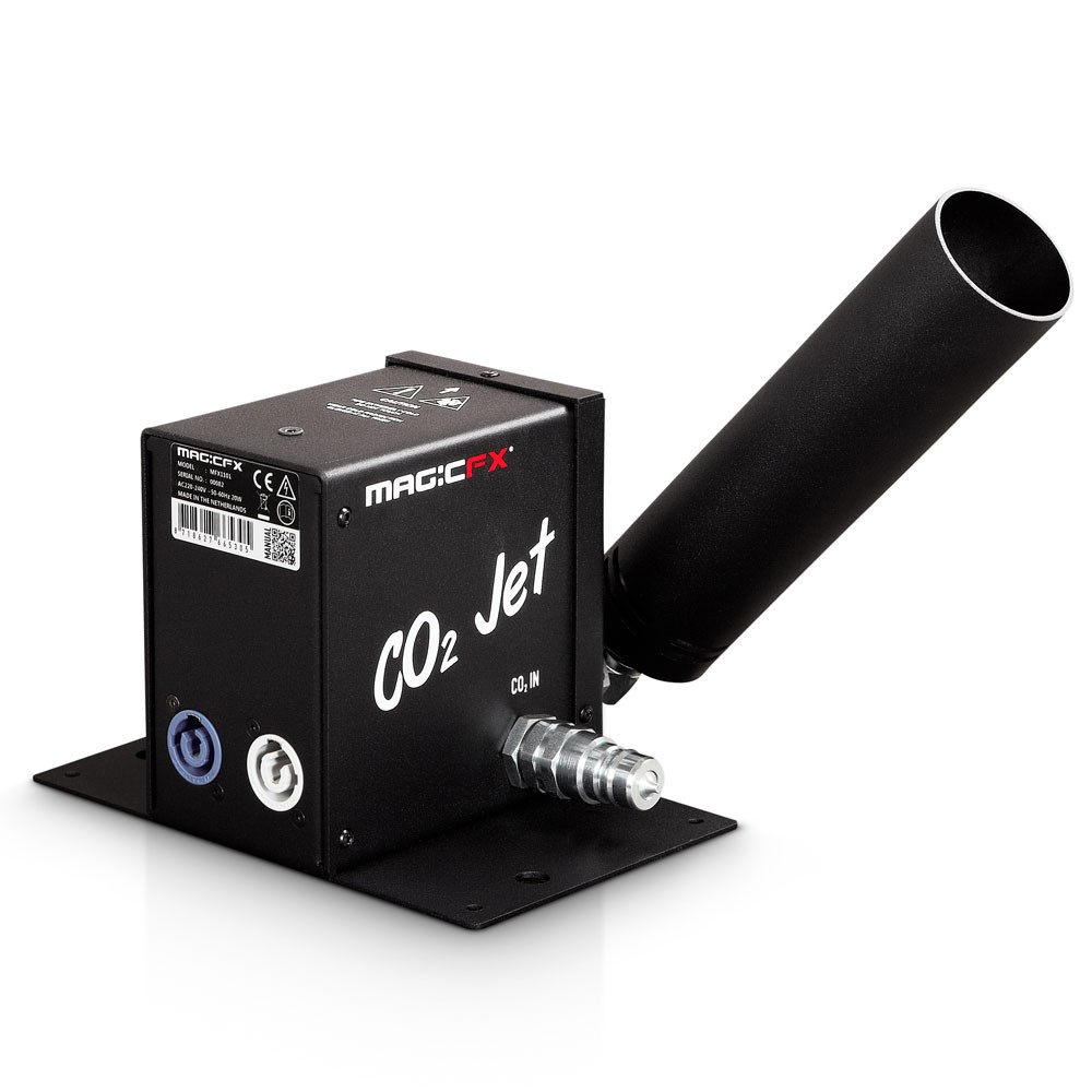 Blaso Pyrotechnics - CO2 Jet 2
