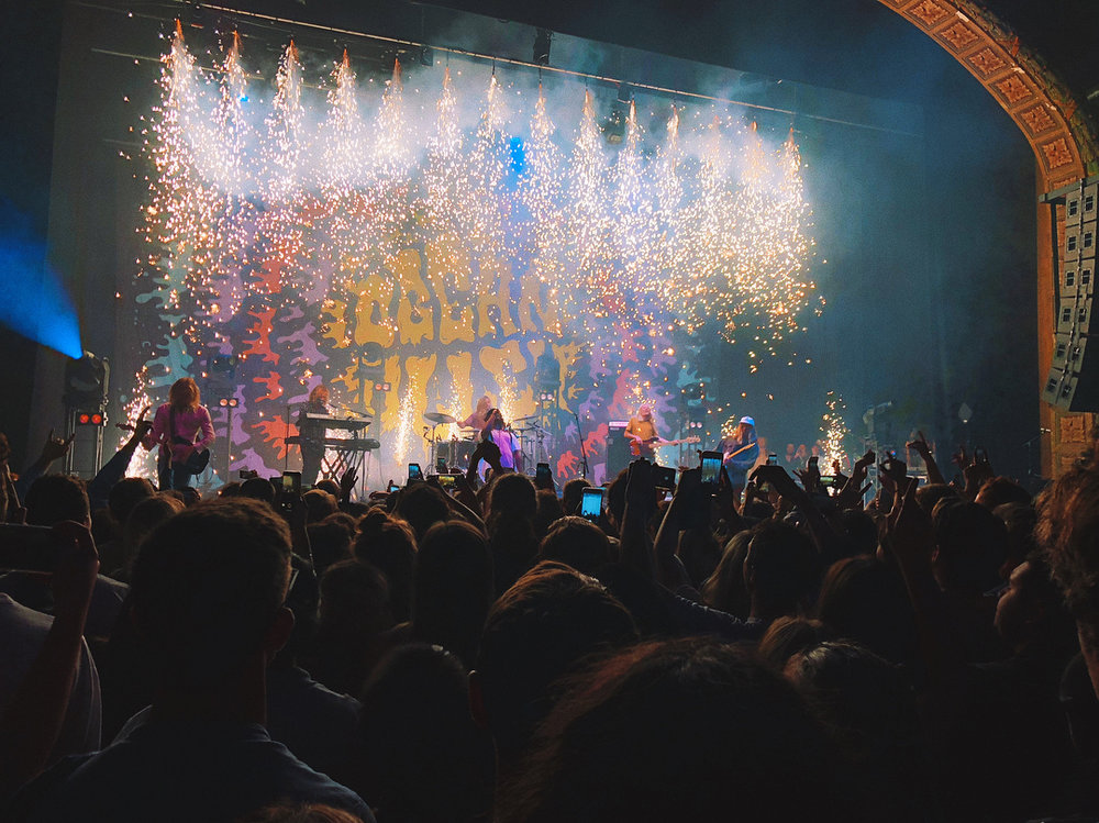 OCEAN ALLEY - 2018 AUSTRALIAN ALBUM TOUR