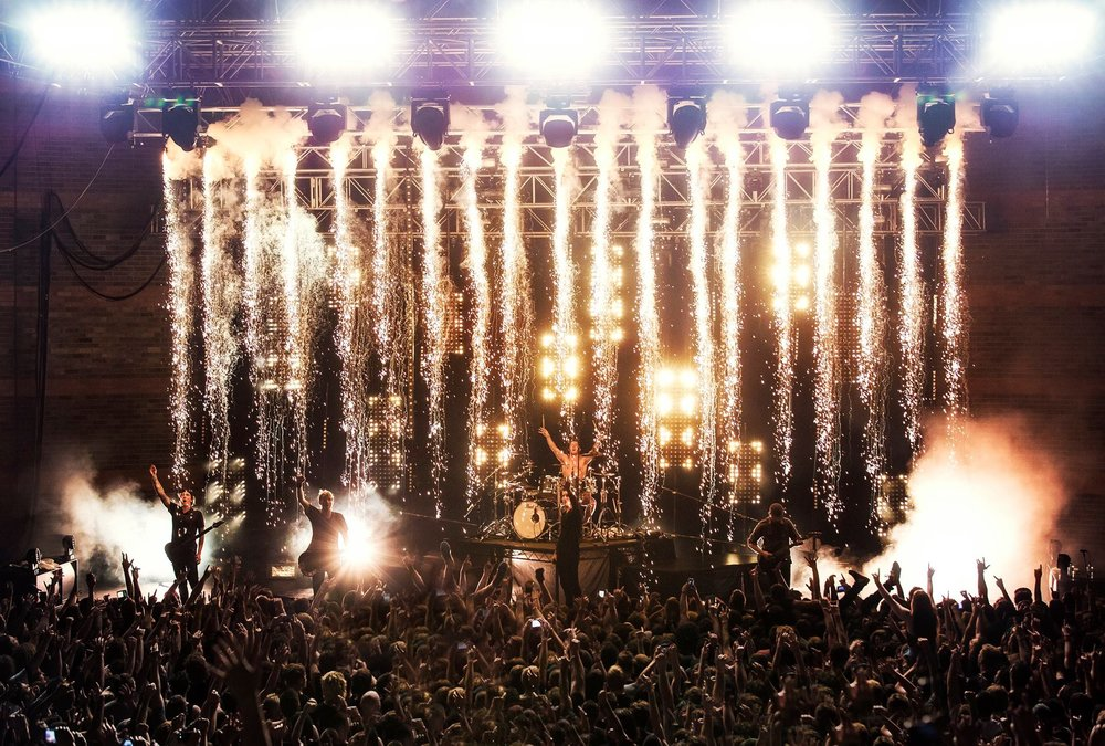 INDOOR FIREWORKS / STAGE PYRO -
