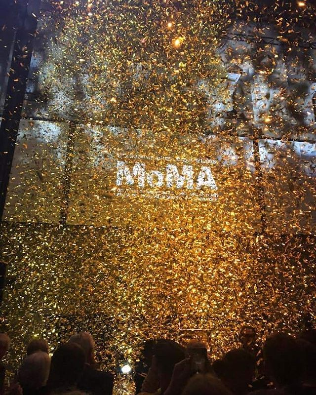 Huge confetti drop to officially open MoMa at NGV. Premier Daniel Andrews is somewhere  behind the glitter...🎉 If you want to make a bold statement at a gala dinner, a lasting impression at a high profile PR event or see your logos colours in a rain of confetti at just the right moment,  with Blaso Pyrotechnics there is no special effects budget too small or too big!  @ngvmelbourne @danielandrewsmp @themuseumofmodernart @mercedesbenzau #ngv #ngvmelbourne #ngvmoma #wemakeitrain #blasopyro  MoMA at NGV: 130 Years of Modern and Contemporary Art - an international exclusive consisting of over 200 works from MoMA The Museum of Modern Art's iconic collection.