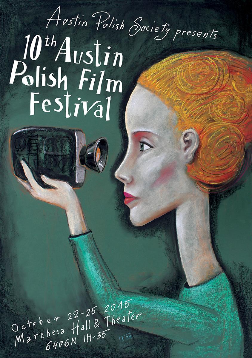 Poster by Leszek Żebrowski