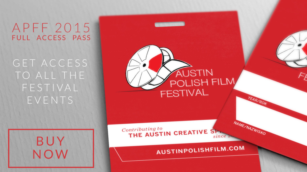 APFF 2015 Full Access Pass