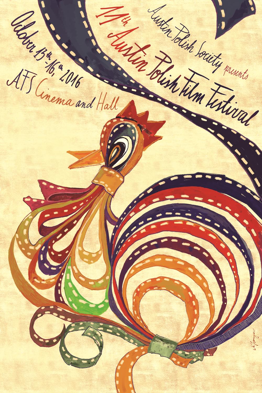 Poster by Malgorzata Jedrzejec