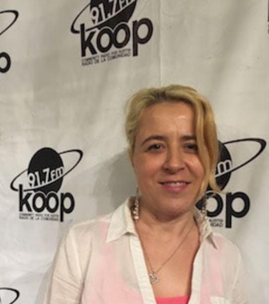 Karolina at KOOP APFF 2017.JPG