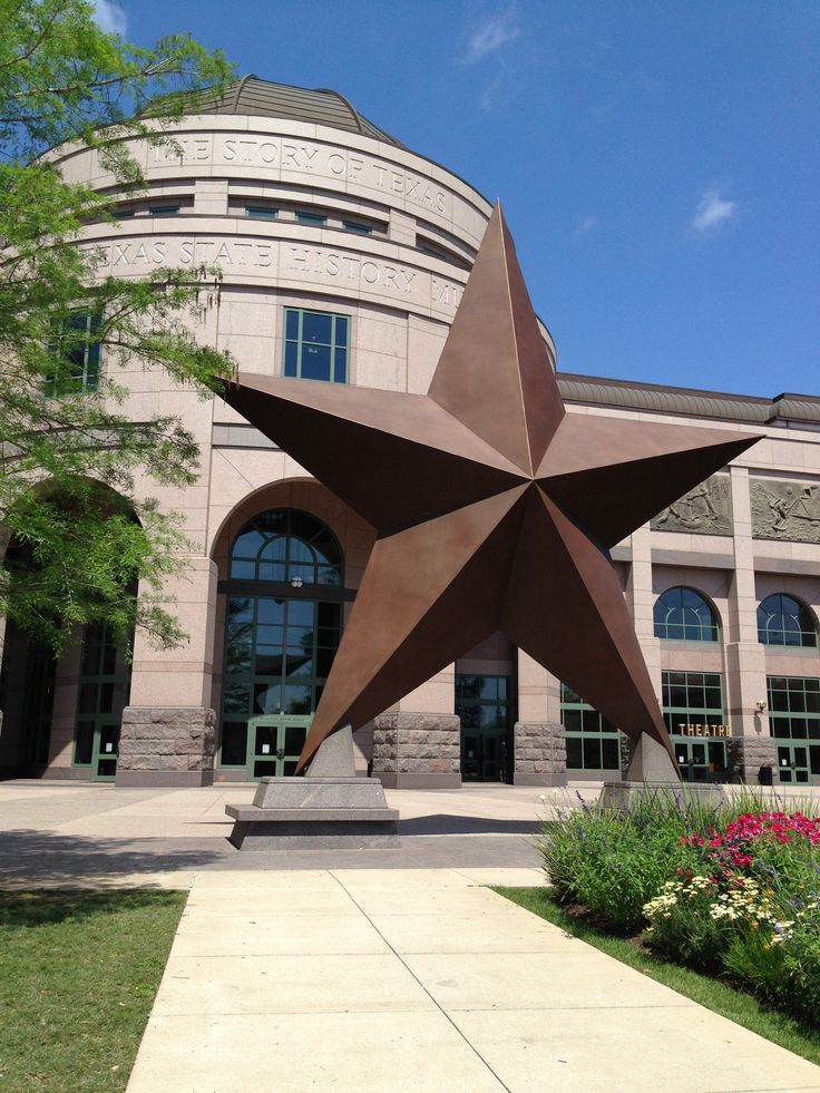 Bullock Texas State History Museum , Austin, TX