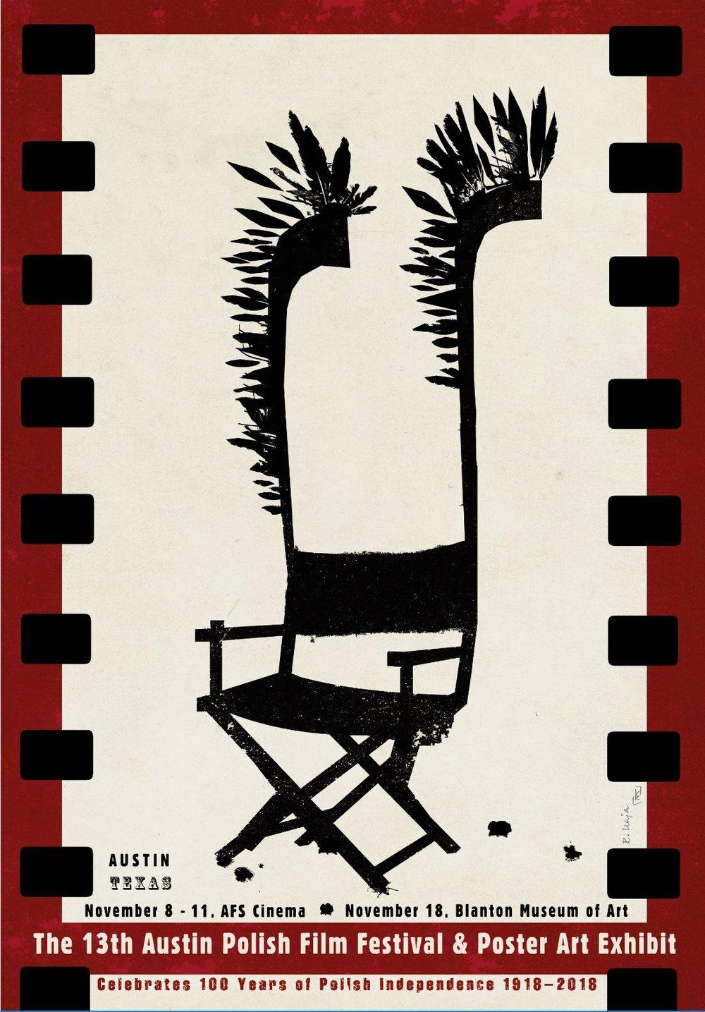 Austin Polish Film Festival Poster Gallery