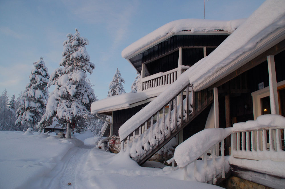 Lapland Finland lodge
