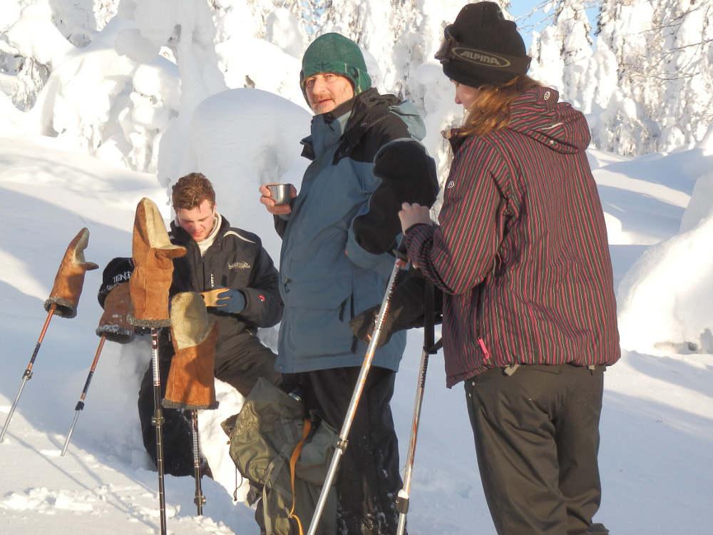 Lapland adventure retreat