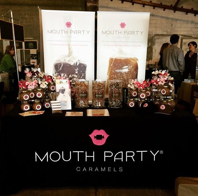 Photo Courtesy of Mouth Party Caramels.