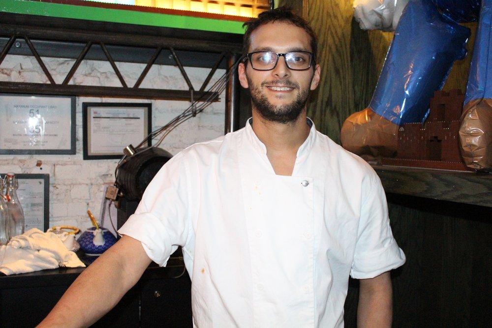 Chef Evan