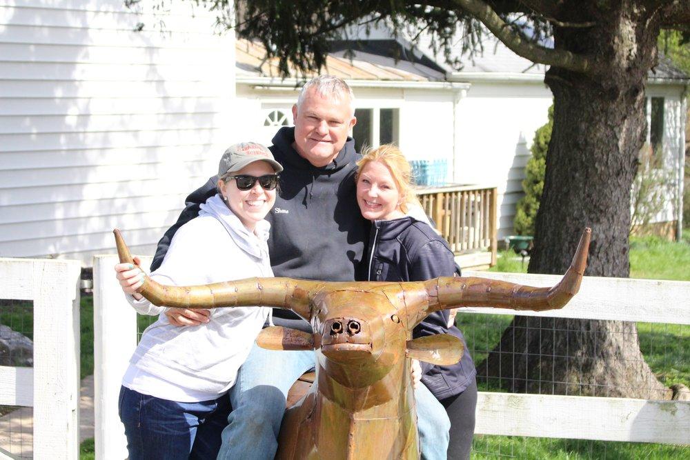 We love Farmer Shane and Lauren!!