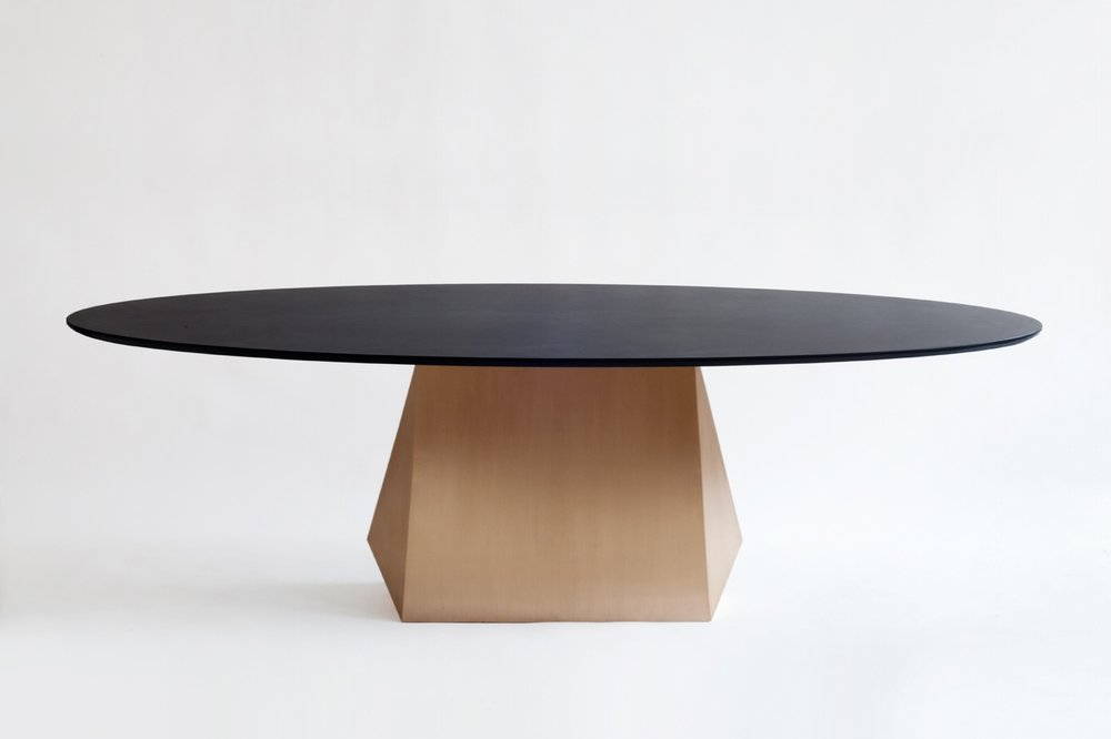HENRY DINING TABLE - EGG COLLECTIVE