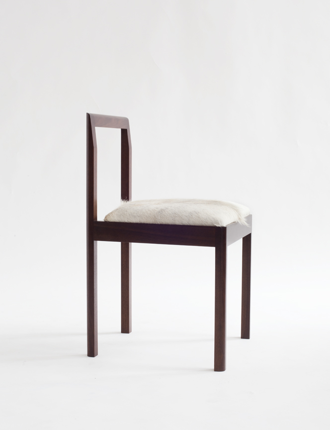 DENSEN SIDE CHAIR - EGG COLLECTIVE