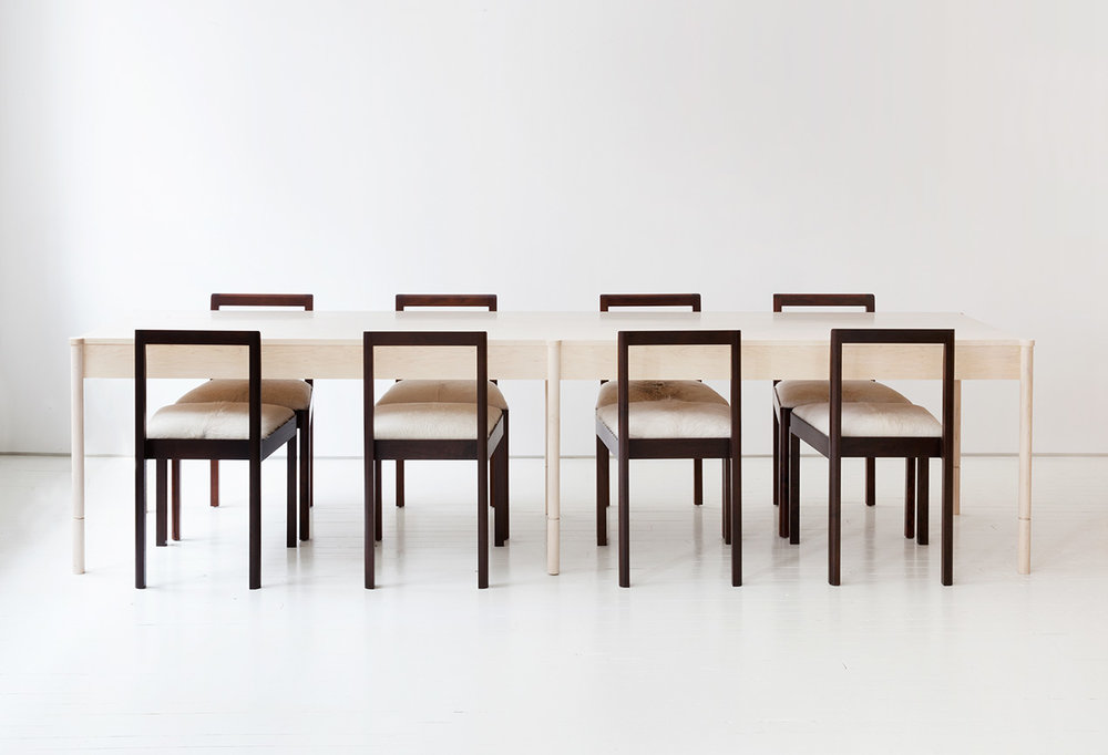 RUSSELL DINING TABLE - EGG COLLECTIVE