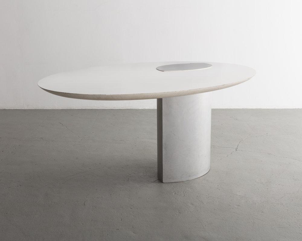"Cini Boeri _ Prototype ""Lunario"" table.jpg"