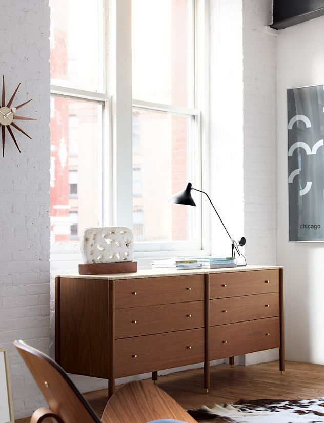 DWR MORRISON DRESSER BY EGG COLLECTIVE