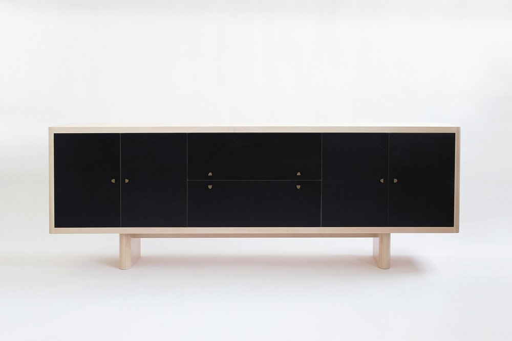 MAPLE TURNER SIDEBOARD - EGG COLLECTIVE