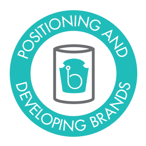 positioning developing brands