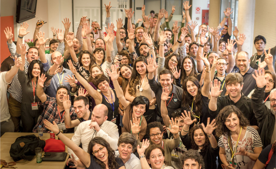 coworking conference spain