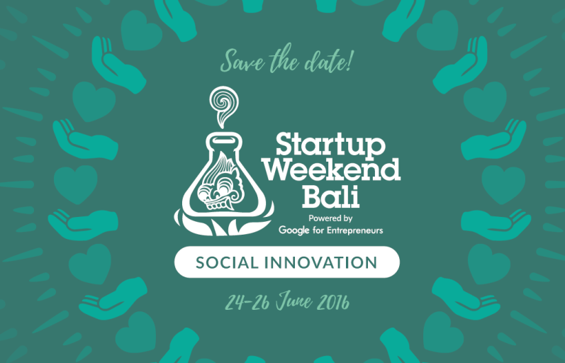 startup weekend bali for social innovation
