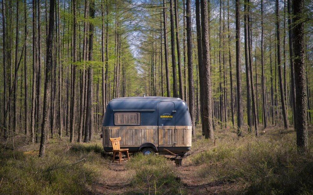 kantor karavan