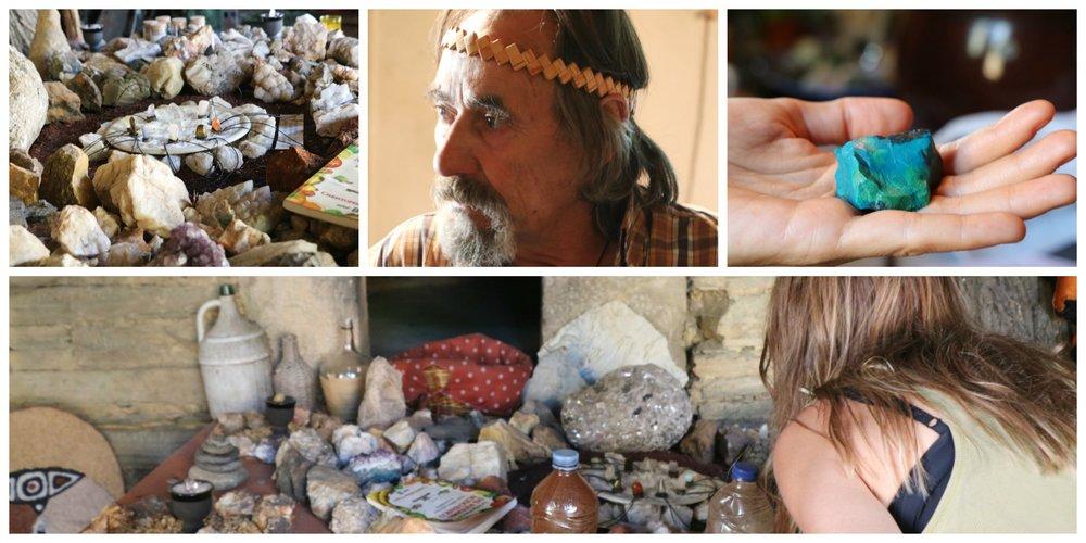 safari mineral alchemist galicia