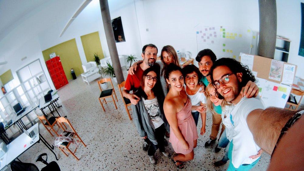 startup acceleration riba-roja