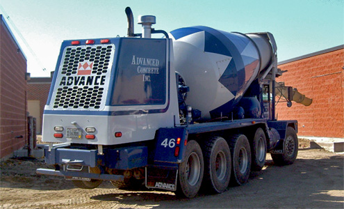 Advanced Concrete Truck