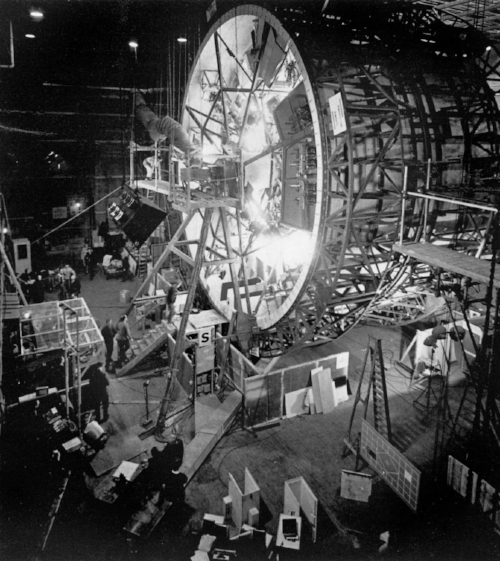In 1966 Kubrick's ferris wheel only cost 750 grand ... not too shabby.