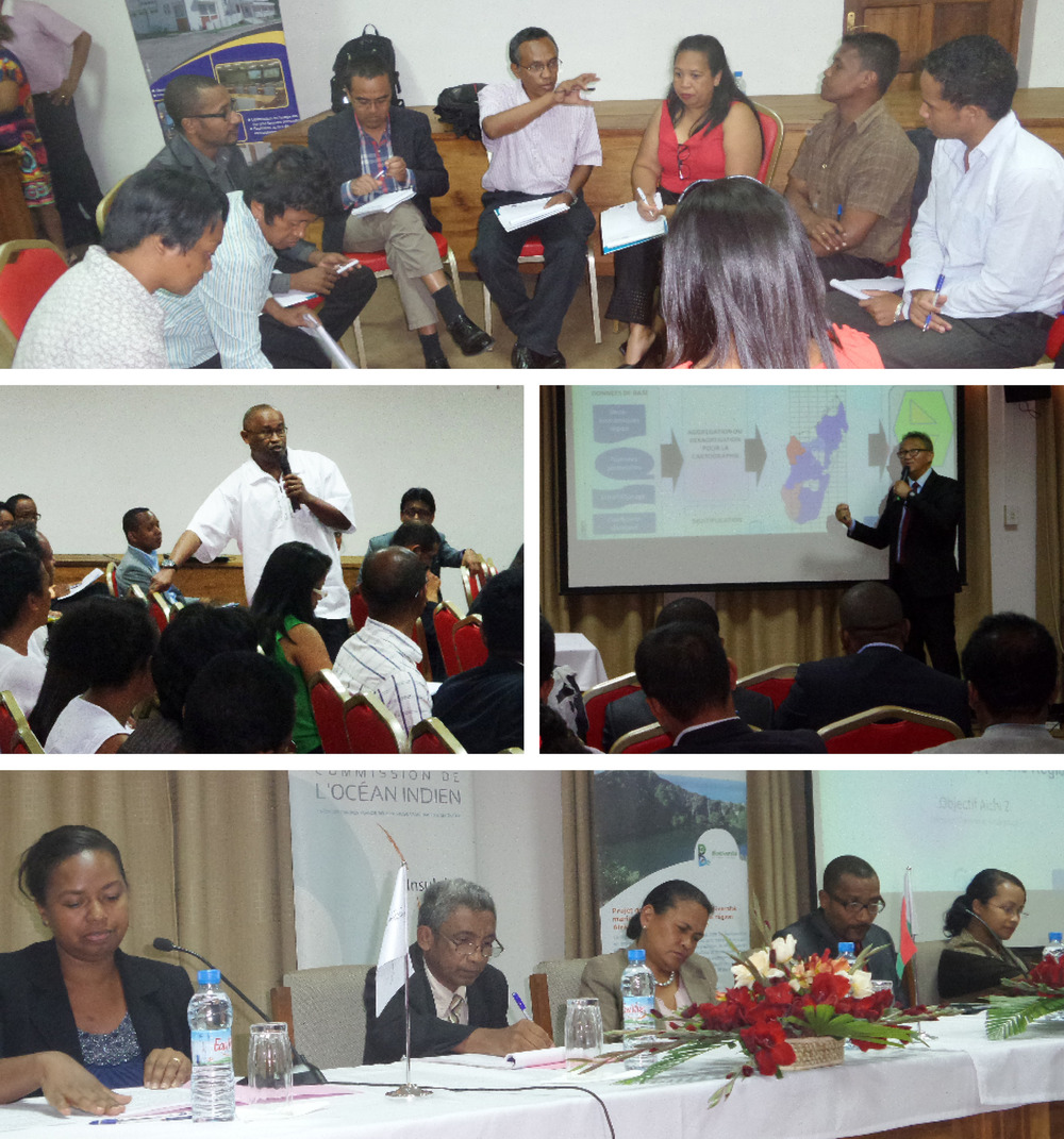 Integrating Natural Capital in National Accounts workshop