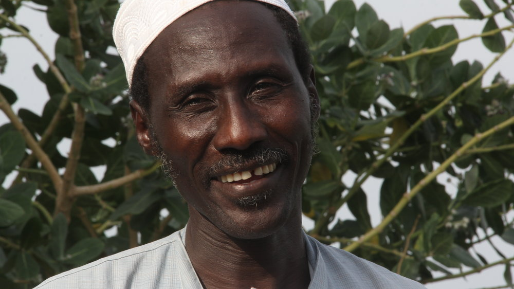 Farmer 50 years old WHH Wad Elhilew, Kassala State