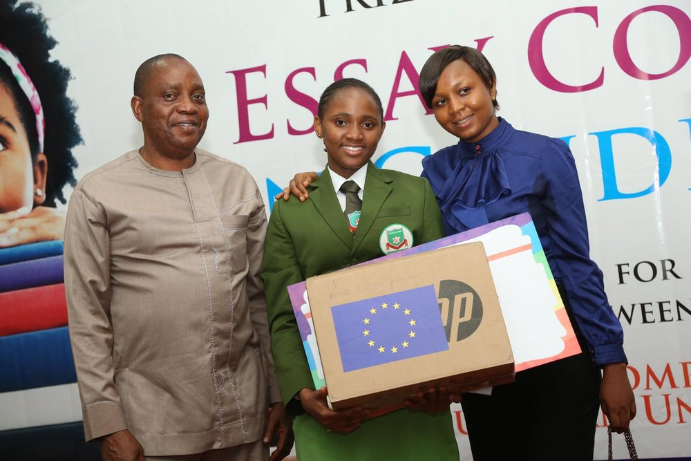Diwali Essay In English Landell Mills Organises Awards Ceremony For Eu Gender Equality Essay  Competition In Nigeria Project Online also English Is My Second Language Essay Landell Mills Organises Awards Ceremony For Eu Gender Equality Essay  Essay Writing Thesis Statement