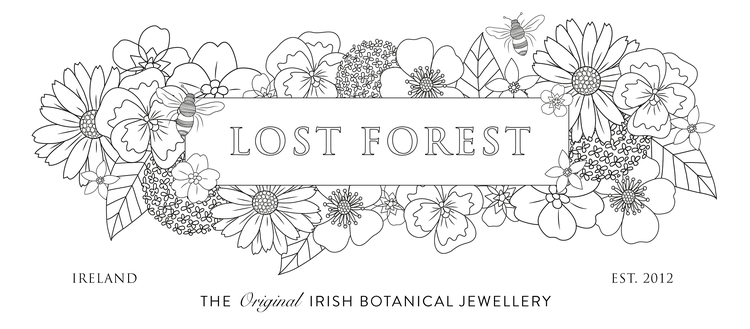 Lost Forest Natural Pine Resin Jewellery
