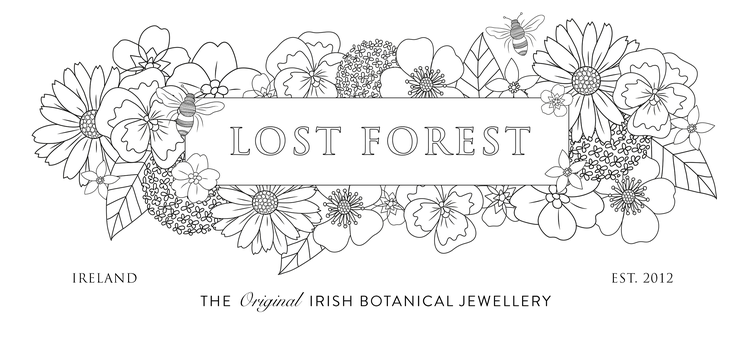 Lost Forest The Original Irish Botanical Jewellery