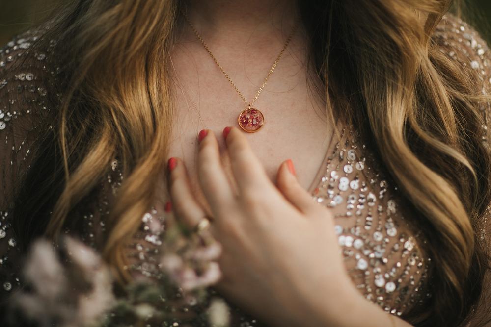 Lost Forest Jewellery - custom bridal wedding jewellery
