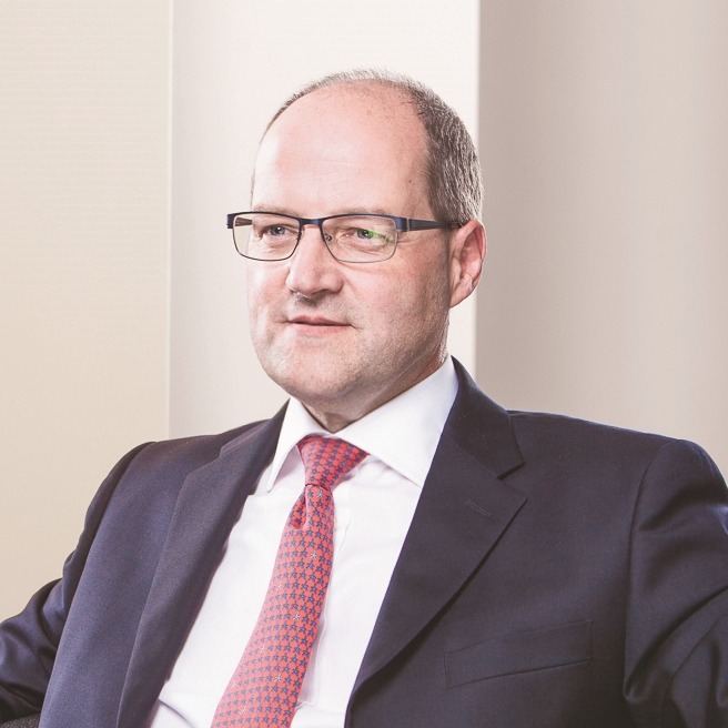 William Dalziel, Partner and Head of Institutional Clients