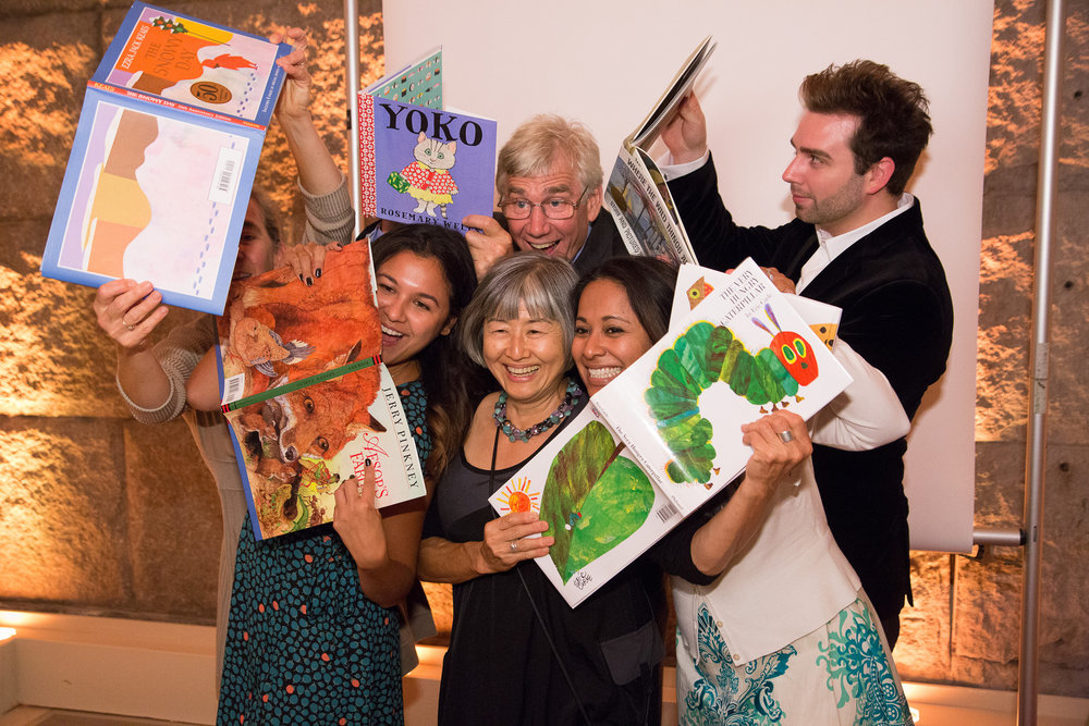 The Eric Carle Honors 2015